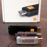 La Clé TV Orange vs clé USB