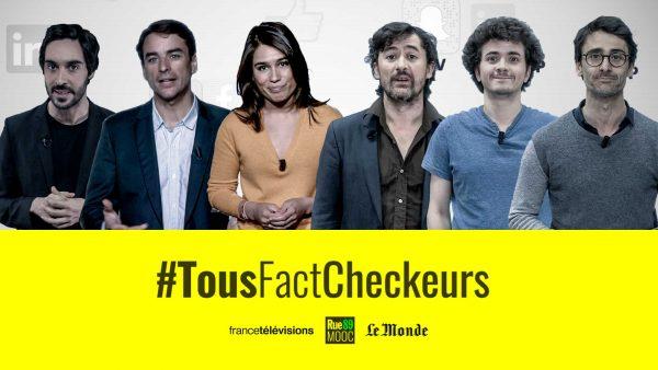 fake : tous fact-checkeurs
